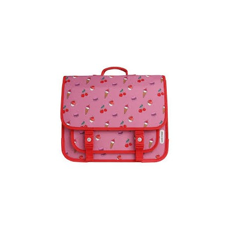 CARTABLE JACK PIERS PARIS LARGE CHERRY POP